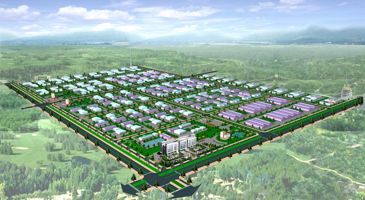 Tư vấn thủ tục chuyển nhượng quyền sử dụng đất trong khu công nghiệp