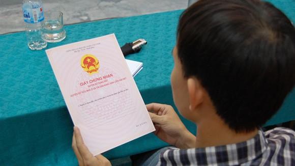 Dịch vụ làm sổ đỏ nhà tái định cư tại Hà Nội