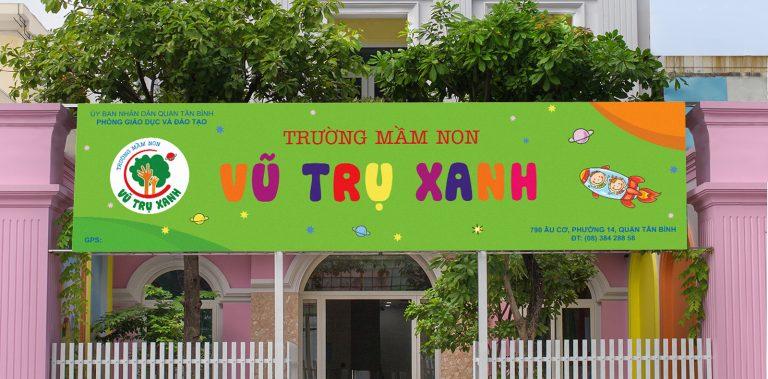 Dịch vụ thành lập trường mầm non tư thục tại Hà Nội