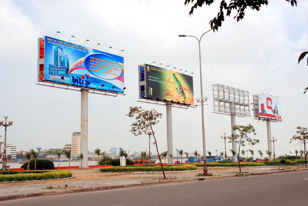 Thủ  tục cấp Giấy phép xây dựng công trình quảng cáo